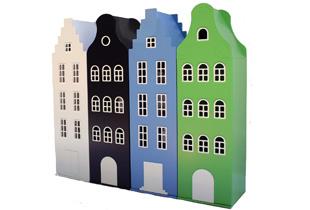 Amsterdamse Huisjes Kast : Kast van een huis life time