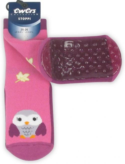 De Ewers antislip sokken zijn goede en voordelige sokken voor de allerkleinste. Prima voor de eerste stapjes