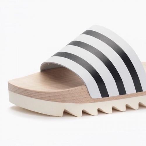 adidas adilette wood